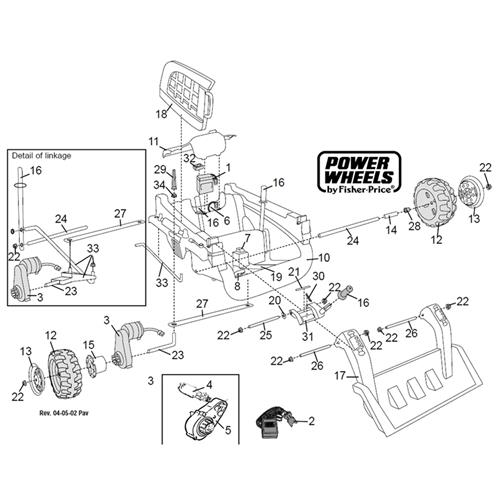73268 Home Depot Mighty Loader (update),