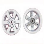 BAGGED REAR RIMS, OUTER/INNER 3800-8224