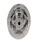 Rear Rim for Dune Racer (FFY09) (chrome)