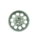 Hubcap/Rim for Firetruck (gray