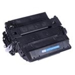 HP 55X Black Compatible Toner  Cartridge High Yield CE255X