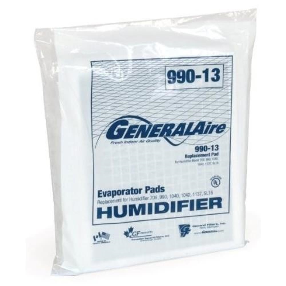 GeneralAire Humidifier Pad Filter  GF990-13