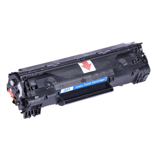 HP 83X CF283X Compatible Black Toner Cartridge High Yield