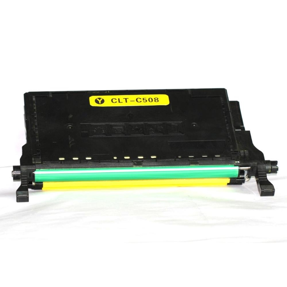 Samsung CLT-Y508L Remanufactured Yellow Toner Cartridge High Yield