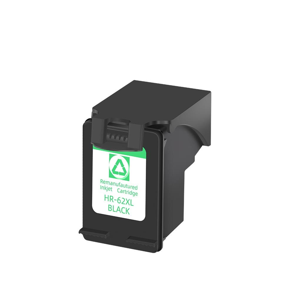 HP62XL  Remanufactured C2P05AN Black Ink Cartridge High Yield