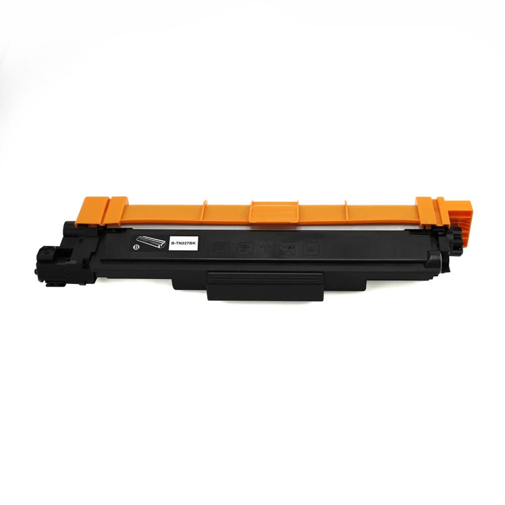 Brother TN-227 Compatible Black Toner Cartridge High Yield
