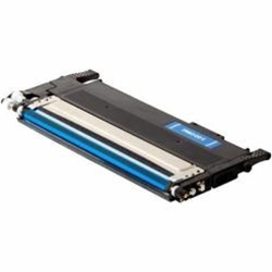 Samsung  Compatible Cyan Toner  Cartridge CLTC406S
