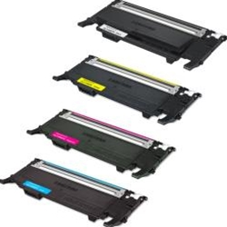 Samsung CLT-407S Compatible Toner Cartridge Combo